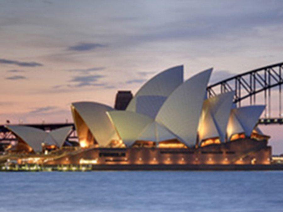Viaggio a Sydney, dicembre 2015