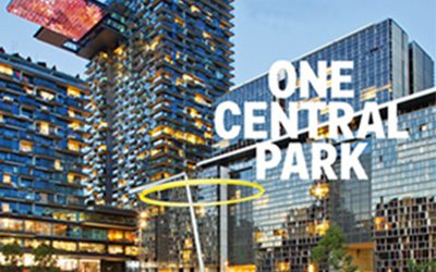 One Central Park, Jean Nouvel e Marc Blanc