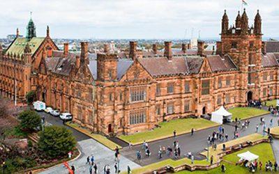 Victoria Park, Sydney University e Urbanest